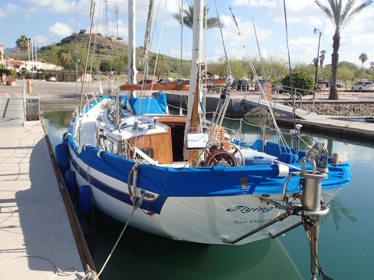 36' Cheoy Lee Clipper+Photo 24