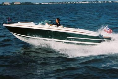 2006 Chris-Craft Speedster
