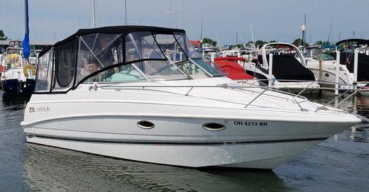 1996 Larson 260 Cabrio