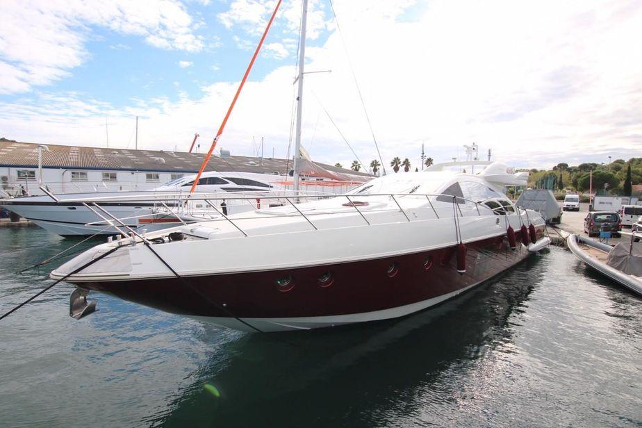 2004 azimut 86s