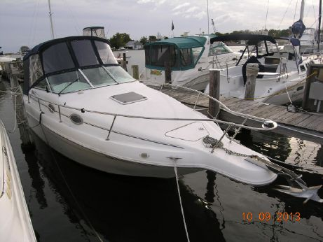 1998 Sea Ray 25 Sundancer