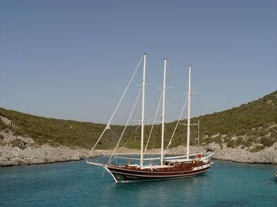 2005 Bodrum Three Masted Wooden Bodrum Gulet