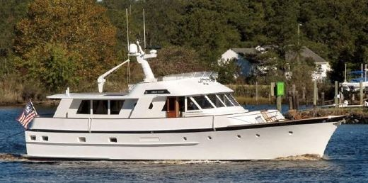1981 Stephens Motoryacht