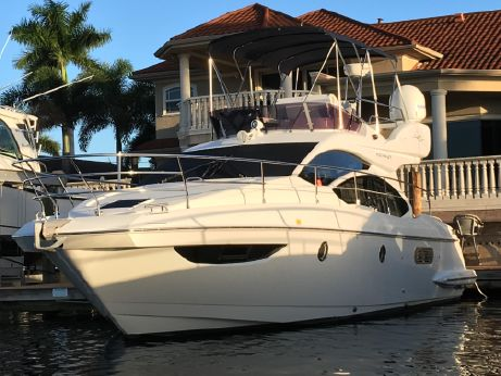 2013 Azimut 40 FLYBRIDGE JOYSTICK SHAFT DRIVE ...NO PODS
