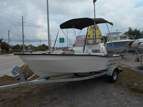 2018 Key Largo 160 CC