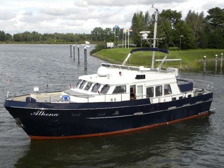 2003 Altena Blue Water Trawler '48
