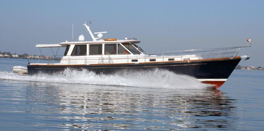 2002Alden Yachts 56 Hard Top Express
