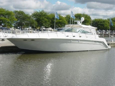 1998 Sea Ray Sundancer 50