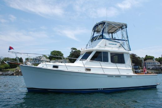 1990 Cape Dory Down East 30