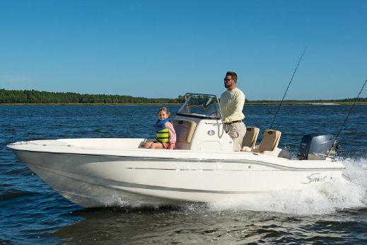 2018 Scout Boats 175 Sportfish
