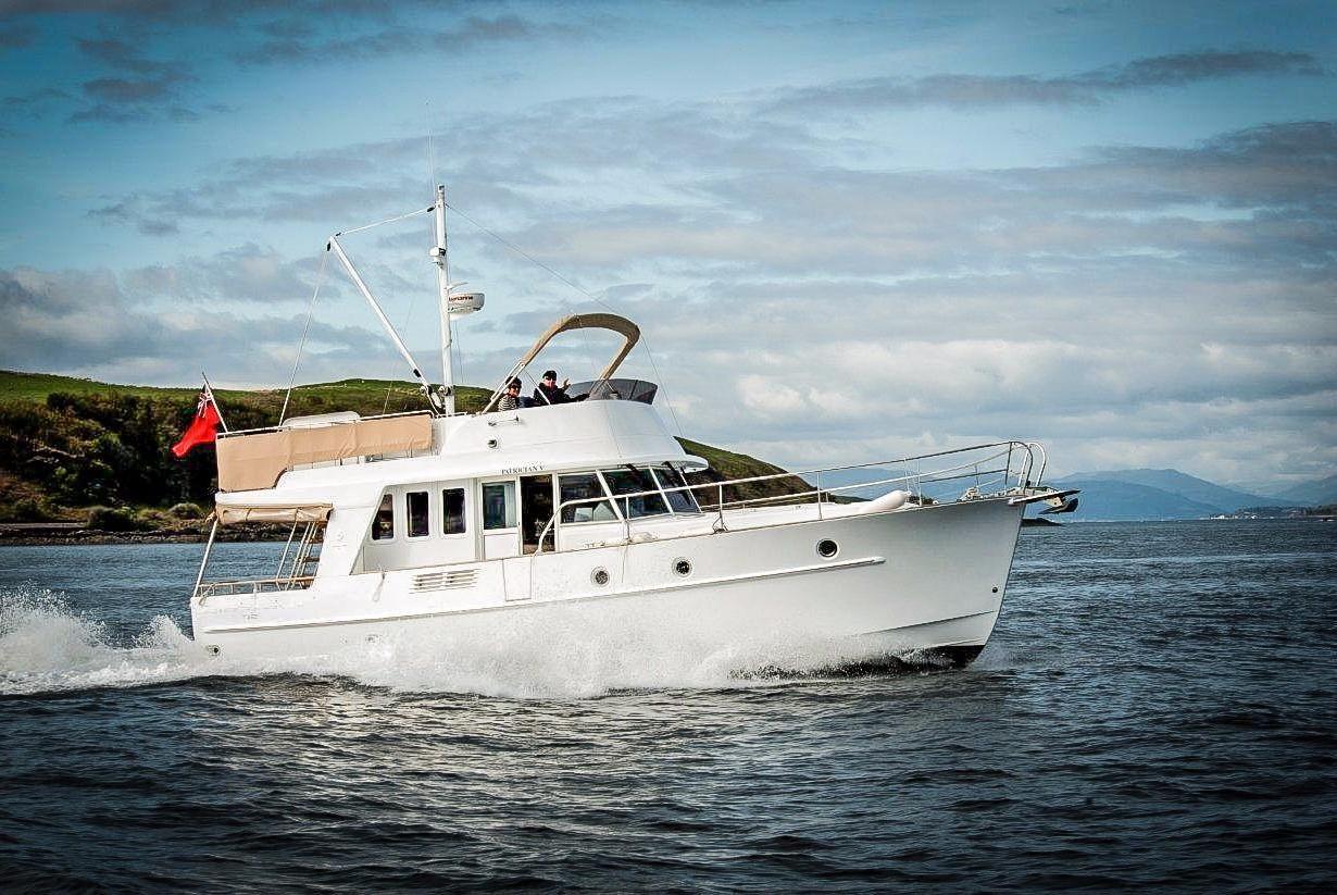 2010 Beneteau Swift Trawler 42 Power Boat For Sale Www Yachtworld Com