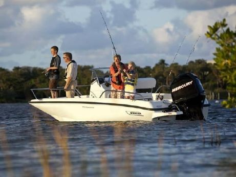 2015 Boston Whaler 17' Dauntless