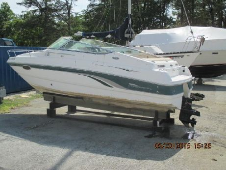 2000 Chaparral 245 SSi