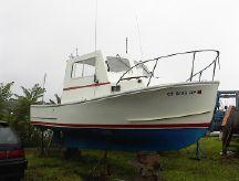 1986 Sisu 22 SISU lobster pilothouse