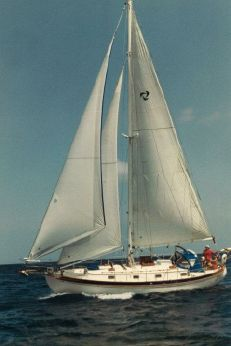 1986 Tayana 37 Mark II Cutter
