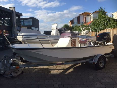 1998 Boston Whaler Montauk 17 CC