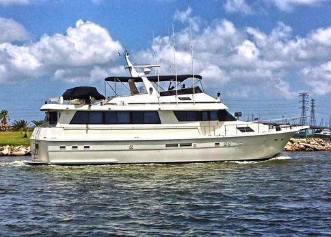 1988 Hatteras 70 ft. Motor Yacht