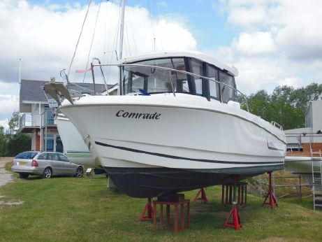 2014 Jeanneau Merry Fisher 755 Marlin