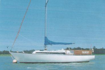 1986 Van De Stadt Legend 34