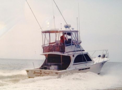 1987 Jersey 36 Convertible Sportfisherman