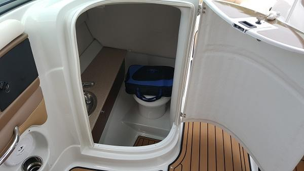 Portable Boat Toilet : Awesome portable boat shed watchingthewaters