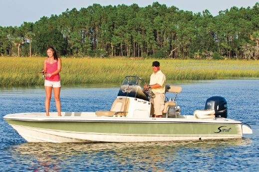 2015 Scout Boats 201 BAY SCOUT