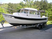 2009 C-Dory 22 cruisers