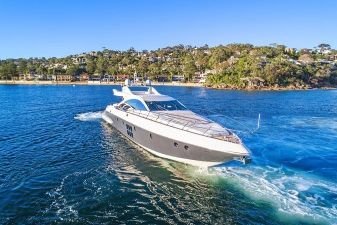 2011 azimut 86s motor yacht