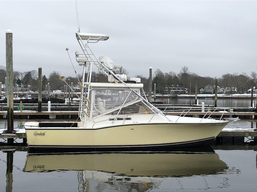 2005 Carolina Classic 28 Power Boat For Sale - www.yachtworld.com