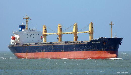 2012 Cargo Bulk Carrier