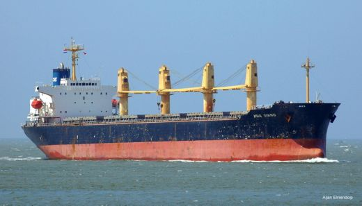 2012 Ron-Ka Yachting Co. Ltd Cargo Ship Bulk Carrier