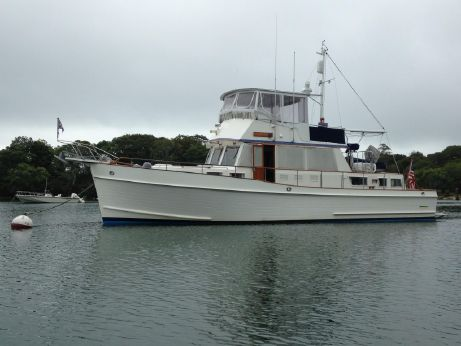 1993 Grand Banks 46 Classic