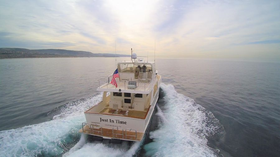 2010 Offshore 64 Voyager Yacht for sale in Newport Beach CA