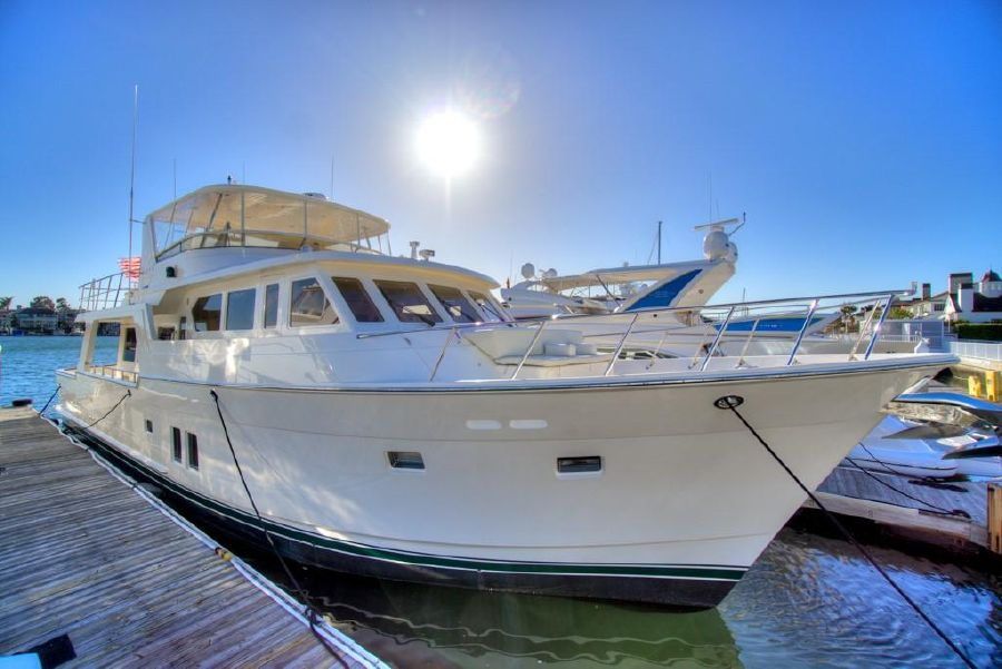 2010 Offshore 64 Yacht for sale in Newport