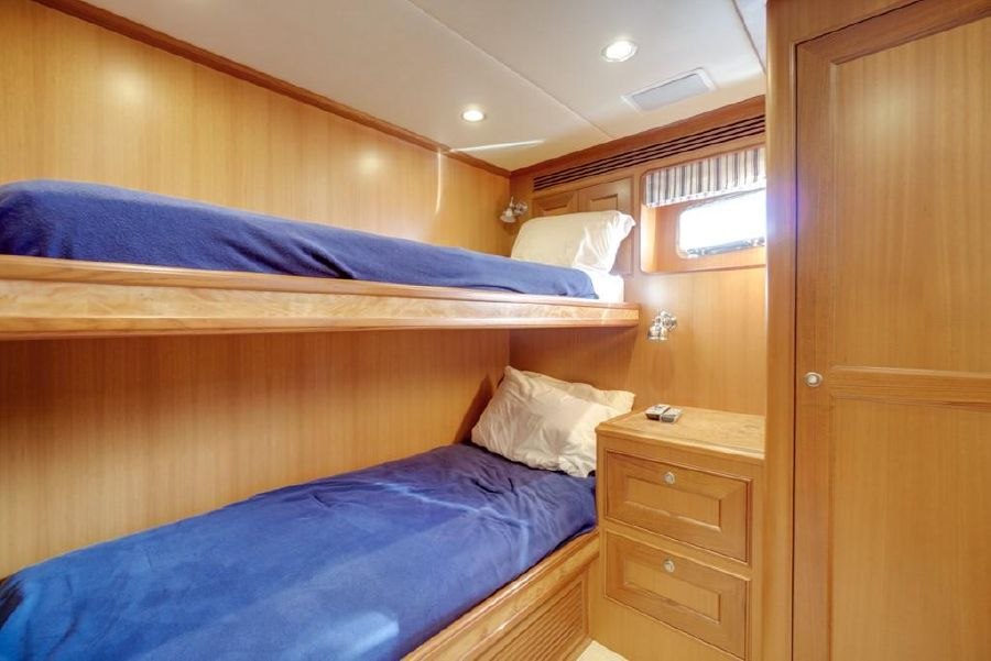 Offshore 64 Voyager Guest Bunk Beds