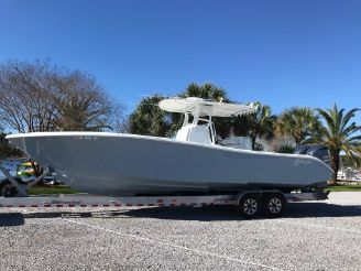 2017 Yellowfin 32