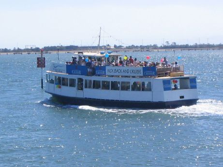1974 Norman Wright Passenger Ship