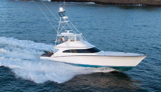 2011 F&S Boatworks Custom Convertible