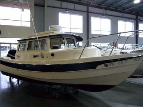 2007 C-Dory 22 Cruiser