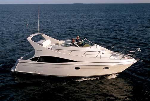 2007 Carver 36 Mariner