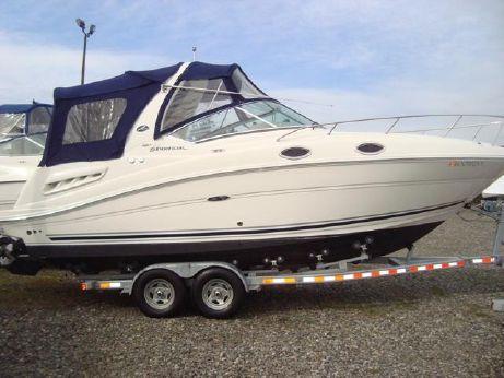 2008 Sea Ray 260DA