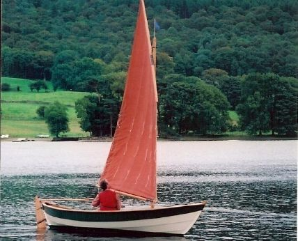 2001 Ian Oughtred Ness boat