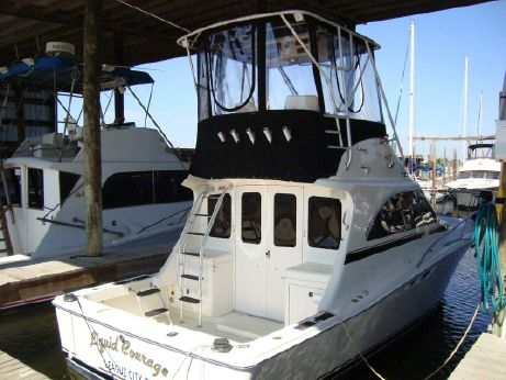 1993 Luhrs 32 Convertible