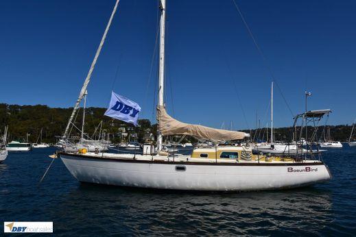 1974 Sailboat Swanson 36