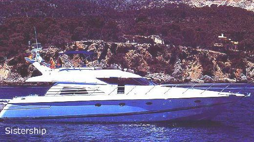 1999 Sunseeker Manhattan 62