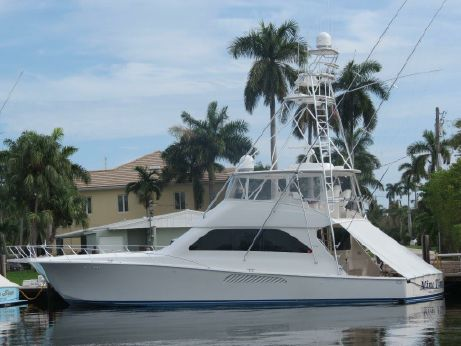 2007 Viking Yachts Convertible SF