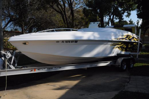 2005 Glasstream 273 Sport