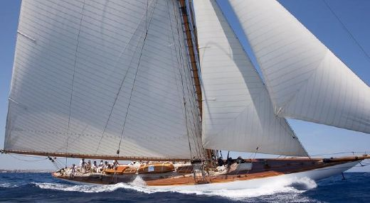 1911 William Fife & Son Classic Sailing Yacht
