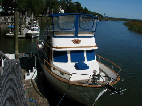 1988 Marine Trading Marine Trader Double Cabin