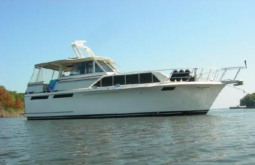 1970 Pacemaker 40 Motor Yacht